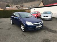 Vauxhall Astra 1.4 5dr*MOT TILL 04/01/2019*CLEAN CONDITION*£2195*LOW Mileage*