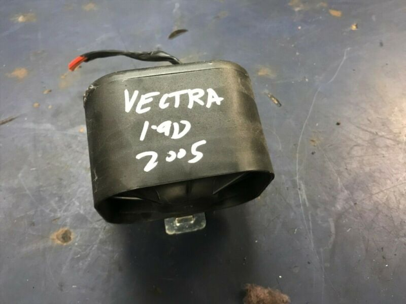 2005 VAUXHALL VECTRA HATCHBACK ANTI THEFT SIREN ALARM HORN  BREAKING £20 for sale  Luton, Bedfordshire
