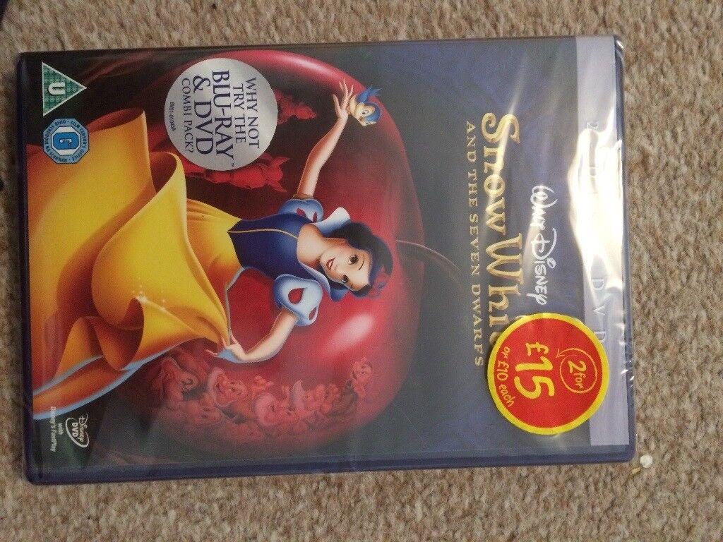 Disney's Snow White *Brand new *