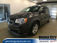 2015 Dodge Grand Caravan Crew Plus - ONLY 8K w/ Leather!