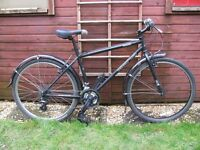 Kona Smoke 16-18 inch Hybrid Commuting Bicycle