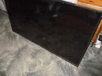 Panasonic A400 LCD TV - Damaged, spare and repairs only