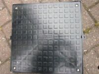Inspection chambers lids - shallow