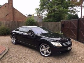 2009 Mercedes-Benz CL 5.5 CL500 2dr! BEAUTIFUL! FULL HISTORY! MUST SEE TO APPRECIATE!