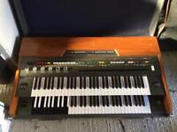 Vintage Yamaha YC-45D Combo Organ Very Rare