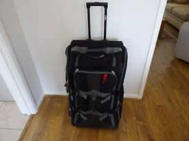 extra large wheeled suitcase
