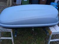 Large Karrite roof box