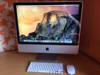 "iMac 24"" 2.8 GHz dual core extreme"