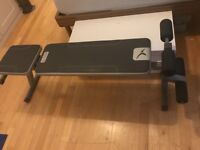 Domyos ba220 weights exercise bench