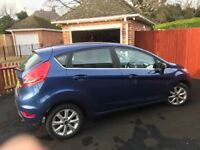For sale Ford Fiesta 1.4 auto, 36000 miles