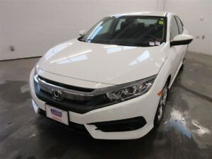 2016 Honda Civic LX! BACK-UP CAMERA! BLUETOOTH! HEATED SEATS!