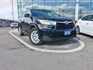 2016 Toyota Highlander LE - BACK UP CAMERA, HEATED SEATS, DUAL C