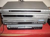 4 dvd players,