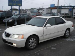 2004 Acura RL Base