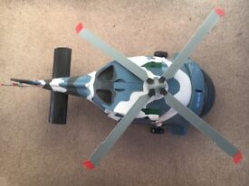 Toy Helicopter from 'Disney Planes Movie'. Awesome gift. £15 ono.