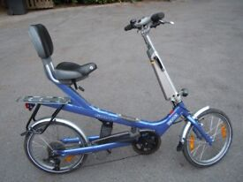 Giant Revive Semi-Recumbent Bicycle small wheel cruiser sublime comfort bike