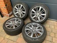 Renault Megane GT Alloy wheels