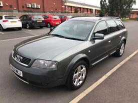 2000 Audi Allroad 2.7T Quattro only 99k Milles with Full Audi service history