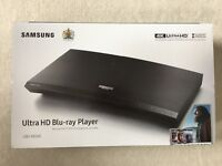 Samsung UBD-K8500 Ultra HD blu-ray player
