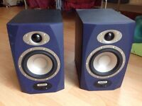 TANNOY Reveal 5A Active Studio Monitors, Monitor Speakers (Pair) TWO