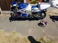 Suzuki Gsxr 600 Srad 1999 12 months mot
