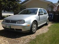 PRIVATE SALE 2007 Volkswagen Golf 101,657 km