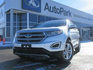 2016 Ford Edge SEL| AWD| Heated Leather Interior| Rear View Cam.