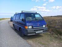 Mitsubishi L300 Van/Camper/Surf Van