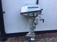 Honda BF 5hp Outboard Motor