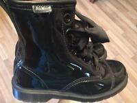 Doc Martens Grace boots (like new)