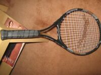 tim henmam tennis racket