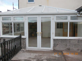Conservatory for sale. Really good condition
