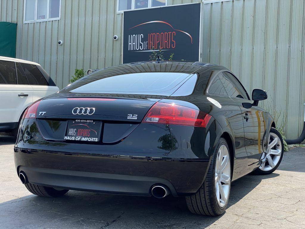 2008 Audi TT 3.2 quattro AWD 2dr Coupe 6M | eBay