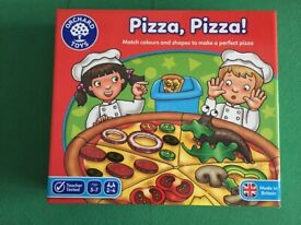 Pizza, Pizza Orchard Game