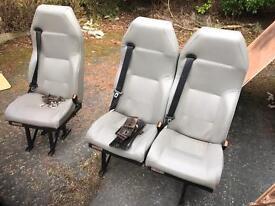Transit / Mercedes / VW van crew cab seats