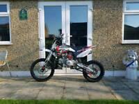 DemonX 170 Pit bike Motox (noy 140,125)