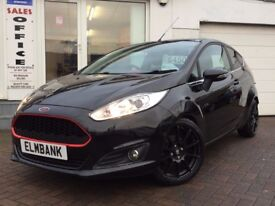 2014 14 Ford Fiesta 1.25 82ps Zetec~LOW MILES WITH FSH~