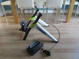Mirafit 8 speed adjustable bicycle turbo trainer Triathlon/exercise bike