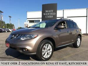 2012 Nissan Murano SL | BEIGE LEATHER | AWD | NO ACCIDENTS