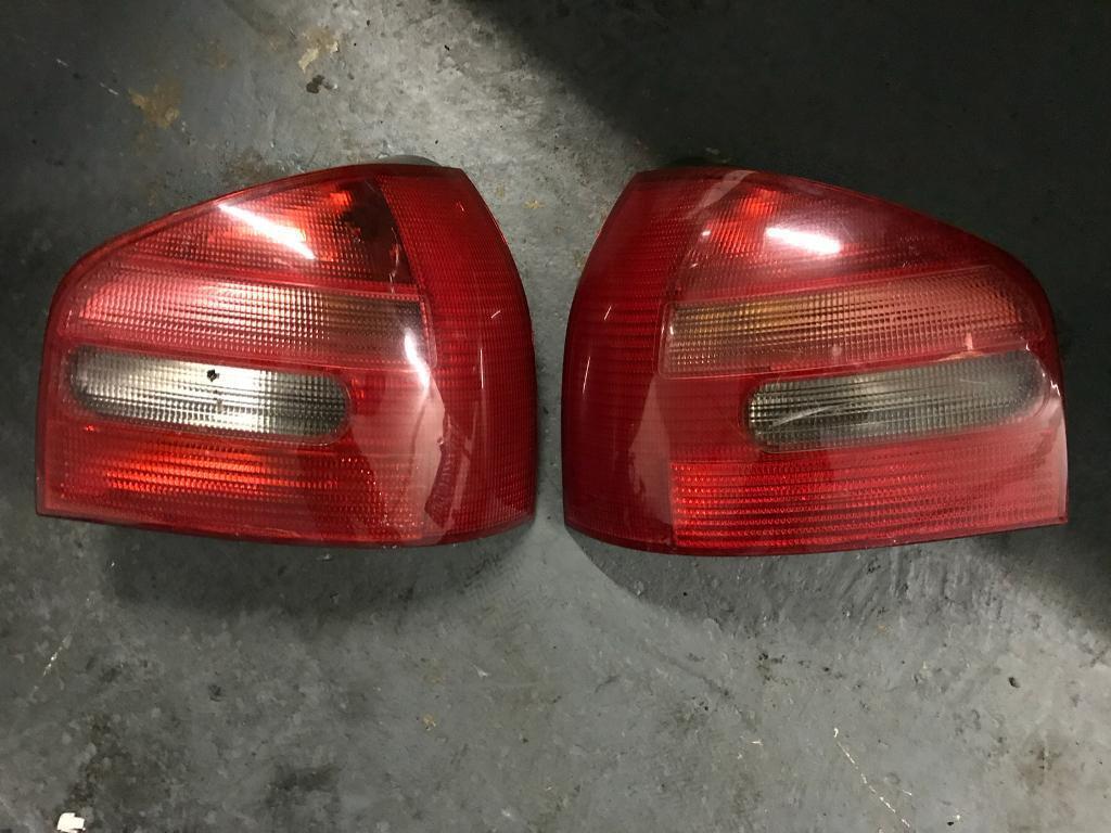 Audi A3 8L rear lights