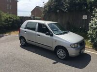 Suzuki Alto 1100 GL very low mileage 2005
