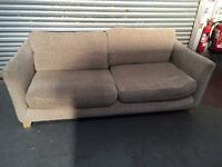 3 Seater sofa for sale, free local delivery