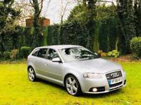 Audi A3 S Line Sportback Automatic 5dr...low mileage.