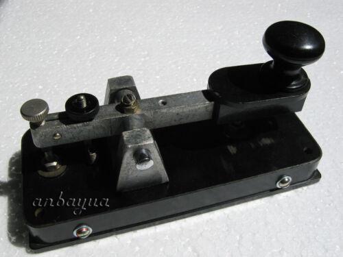 RARE Telegraph Straight Key used in exUSSR NAVI