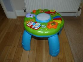 LEAPFROG TABLE. ACTIVITY TOY