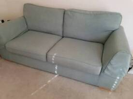 DFS Sofa, Chair & footstool