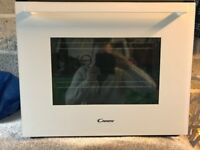 Candy White Gas Single Oven