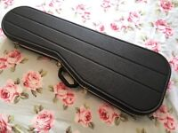 Hiscox Hard Case for Electric Guitar. Fender Telecaster Stratocaster Squire Gigbag Gig Bag Hardcase