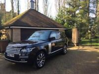 2013 Land Rover Range Rover Autobiography 3.0 manual