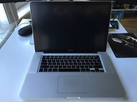 MacBook Pro i7 2.66ghz 8gb ram 2010